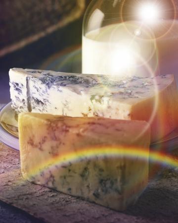 gorgonzola: Gorgonzola cheese