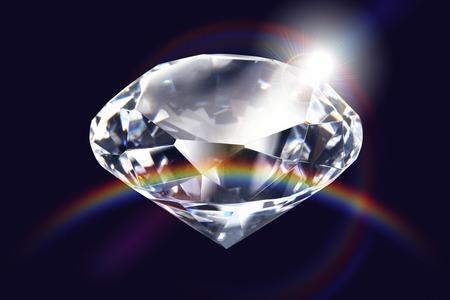 Diamond  Archivio Fotografico - 40180483