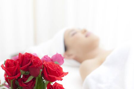 Women who are receiving treatment at the roses and Este