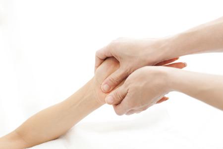 ハンド マッサージ