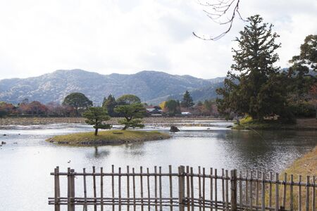 historic sites: Osawa pond