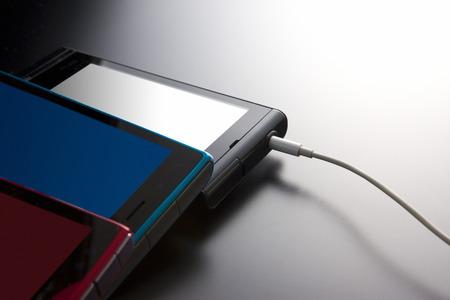liquid crystal display: Various smart phones