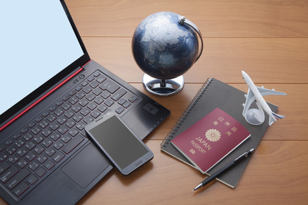 Overseas travel Stock Photo
