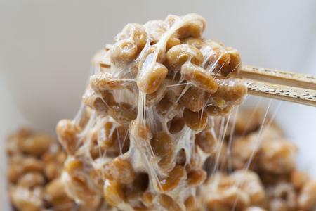 小さな納豆