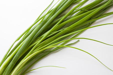 onions: Green onions