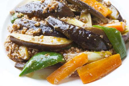 robust: Mabo Eggplant