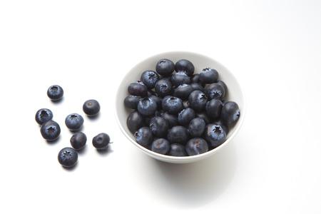 robust: Blueberry Stock Photo