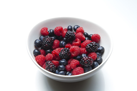 robust: Mixed berry