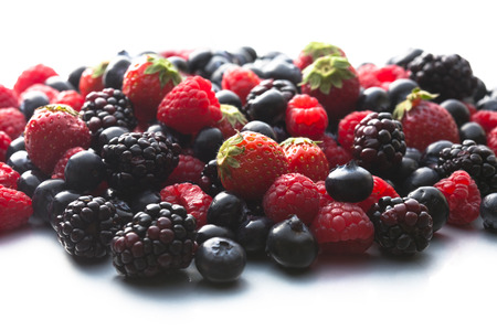 berry: Mixed berry