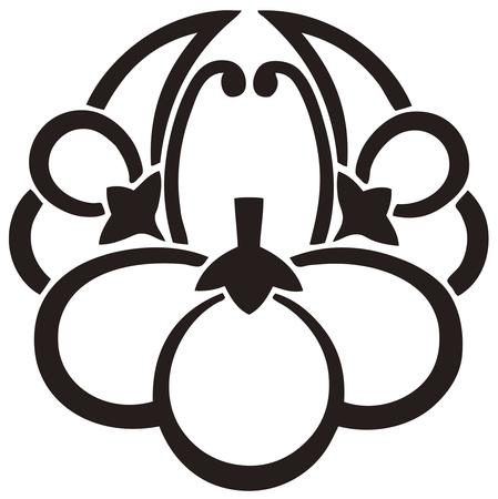 the period: Seven-week mourning period  plum Chuka-ge Fusen plum
