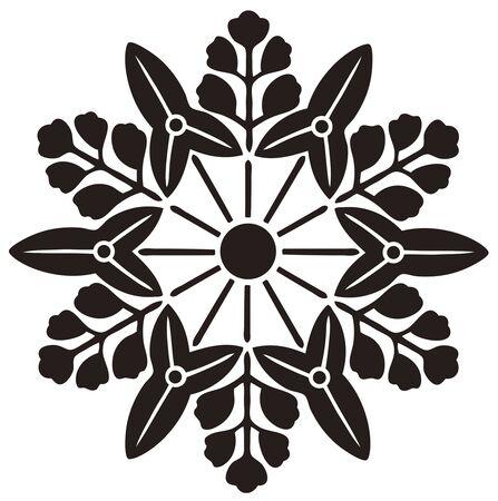 trifolia: Sawakata-sha Sagittaria trifolia Guruma