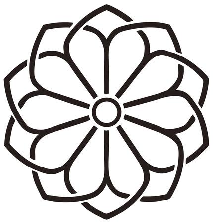 combination: Yin combination Yae bellflower Kagekumiawaseyae bellflower