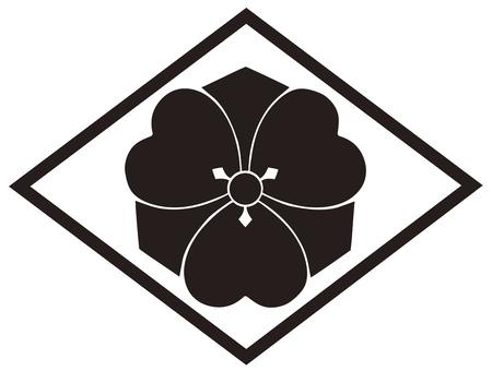 oxalis: Mitsubishi to Ken-hen oxalis and Ken in sebum