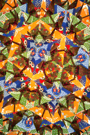 Kaleidoscope Imagens - 47134112