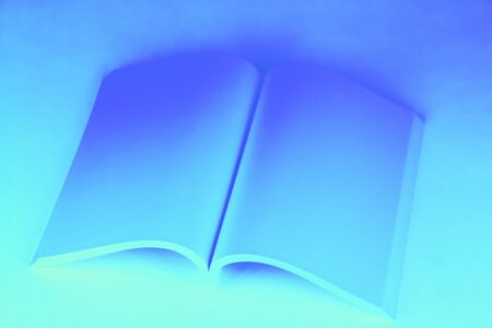 gleaming: Black light Stock Photo
