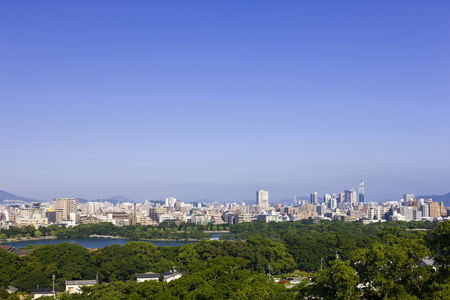 i hope: I hope Ohori Park Fukuoka Castle Ruins