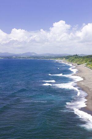 coastline: Coastline and Natsukumo