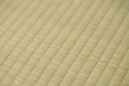 Tatami mats Stock Photo