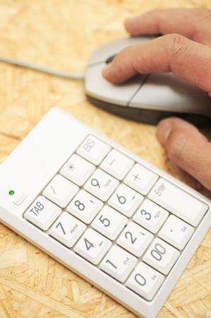 teclado num�rico: Numeric keypad and mouse