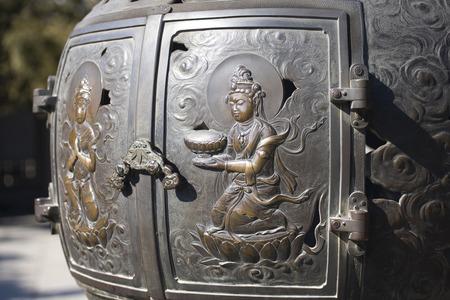 buddha statue: Kamakura great Buddha