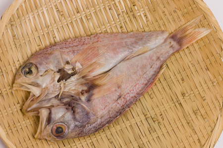 Rockfish of dried fish