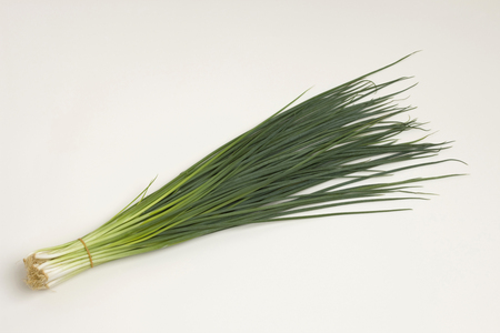 green onions: Green onions