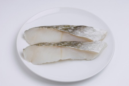cod: Cod fillets Stock Photo