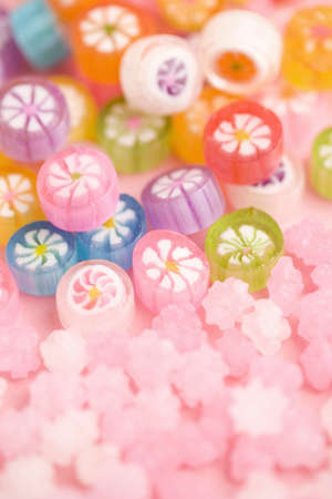 crafted: Crafted candy and confetti
