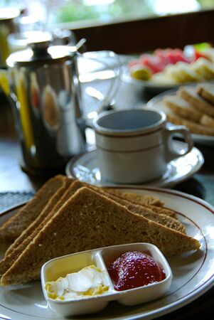 breakfast food: Breakfast food