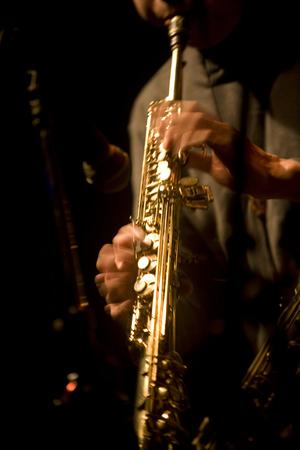 sax: Soprano sax