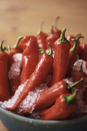 heaping: Chili pepper