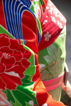 yui: Geisha costume