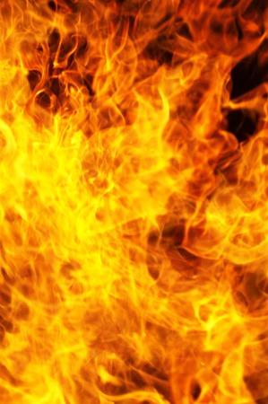 Flame Stockfoto