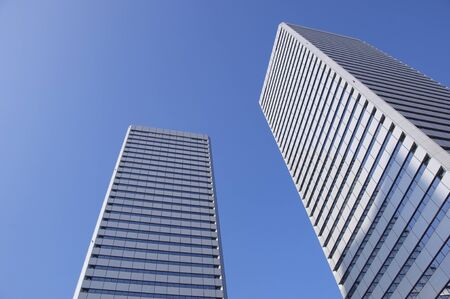 twin tower: Twin Tower Building