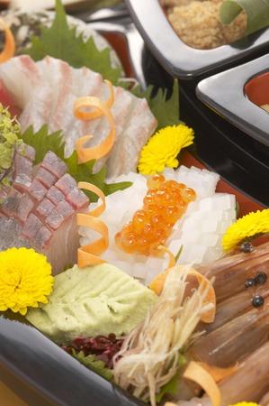 unprocessed: Sashimi