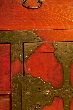 furnishings: Retro furnishings Stock Photo