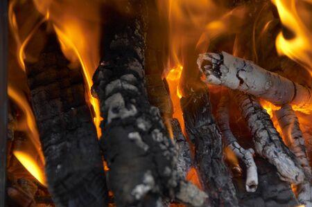 firepower: Firewood and fire