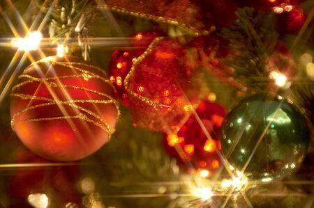 クリスマスのイメージ 写真素材