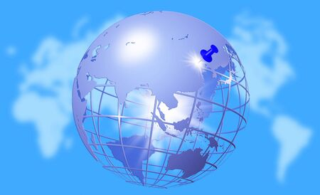 cg: Earth, CG Stock Photo
