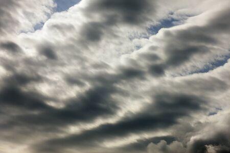 cloudy sky: Cloudy sky