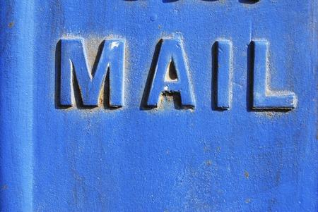メールボックス 写真素材
