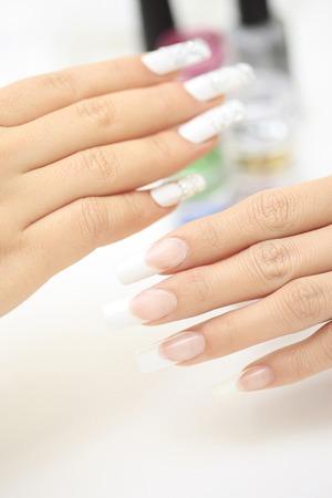 nailcare: Nail art
