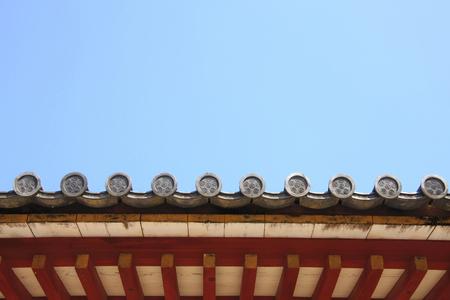 todaiji: Todaiji Temple Stock Photo
