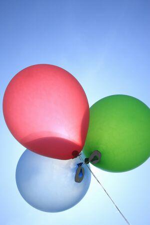 levitation: Balloons