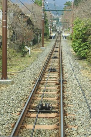 transmission line: Transmission line Stock Photo