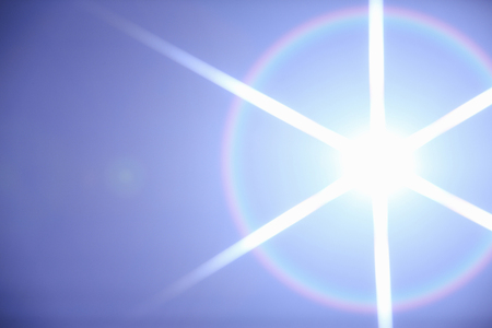 ultraviolet: Sun Stock Photo