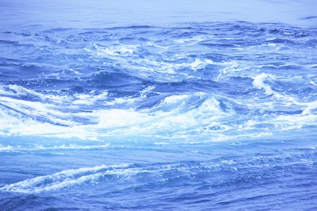 the surface of the water: Whirlpools of Naruto Strait
