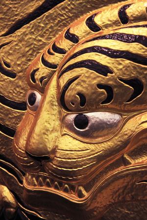 humbled: Humbled tiger of Osaka Castle