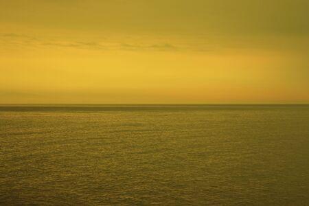 オホーツク海 写真素材