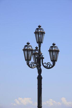 street lights: Street lights
